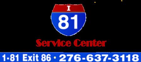 I-81 Service Center